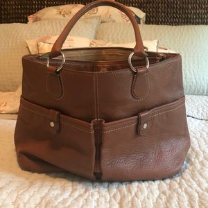 LIz Claiborne All Leather Bag